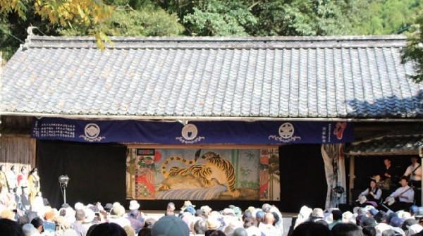 20181014第5回 辺川神社農村舞台公演-2